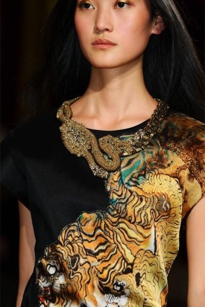 Новые лица: Лина Чжан, модель. Изображение № 23.