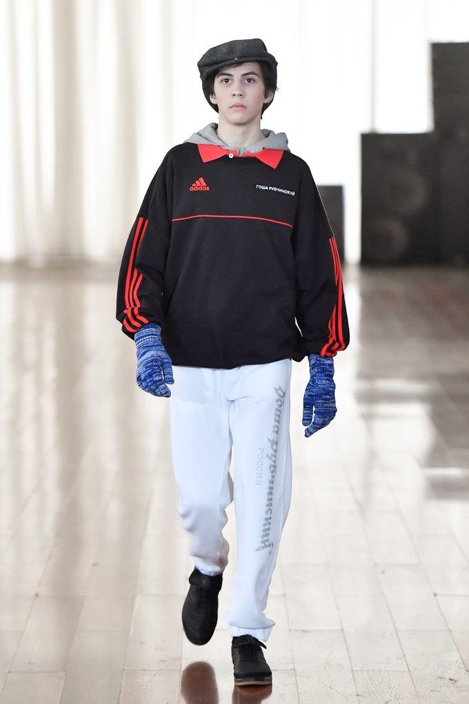 Гоша Рубчинский представил коллаборацию с adidas Football. Изображение № 8.