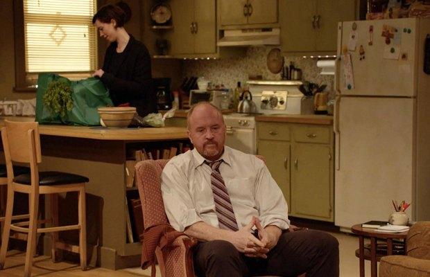 Как грустно жить: Абсурдистский сериал Луи Си Кея «Horace and Pete». Изображение № 4.