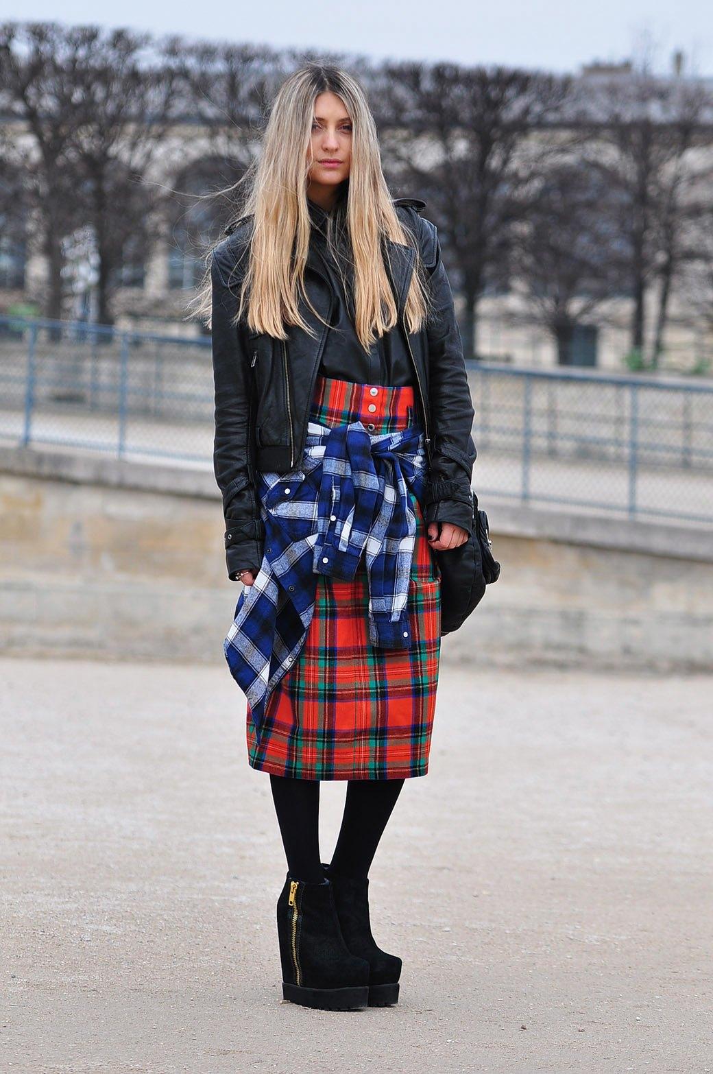 Гости Парижской недели моды FW13, часть 2. Изображение № 27.