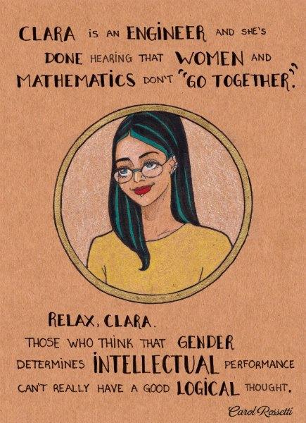 Бразильская художница запустила проект по борьбе со стереотипами. Изображение № 1.