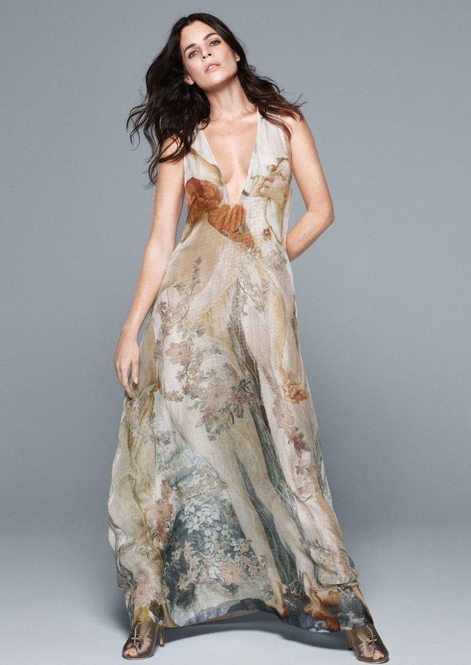 Новая коллекция H&M Conscious стала частью выставки об истории моды . Изображение № 3.