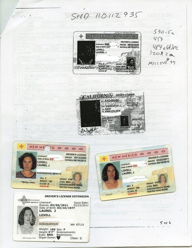 Удостоверения личности, 2011 . Изображение № 2.