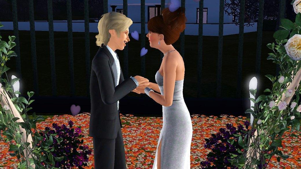 Как юные фанатки The Sims представляют себе взрослую жизнь. Изображение № 34.
