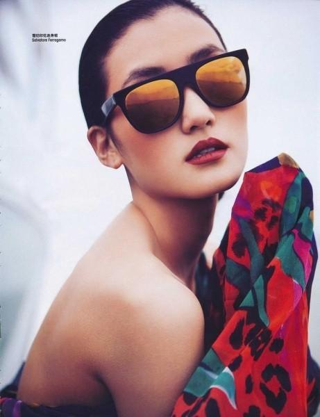 Новые лица: Лина Чжан, модель. Изображение № 58.