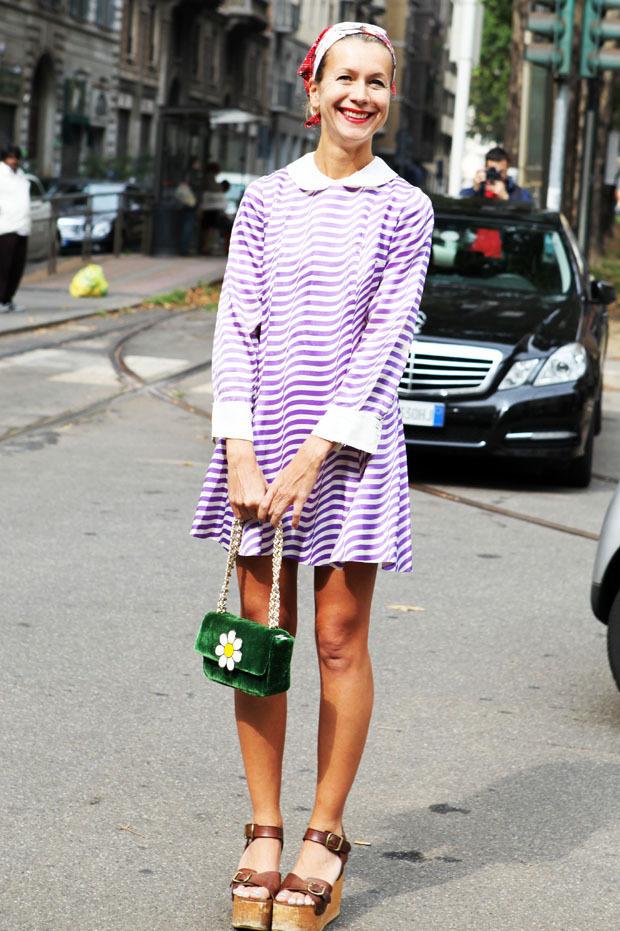 Streetstyle: Неделя моды в Милане. Изображение № 41.