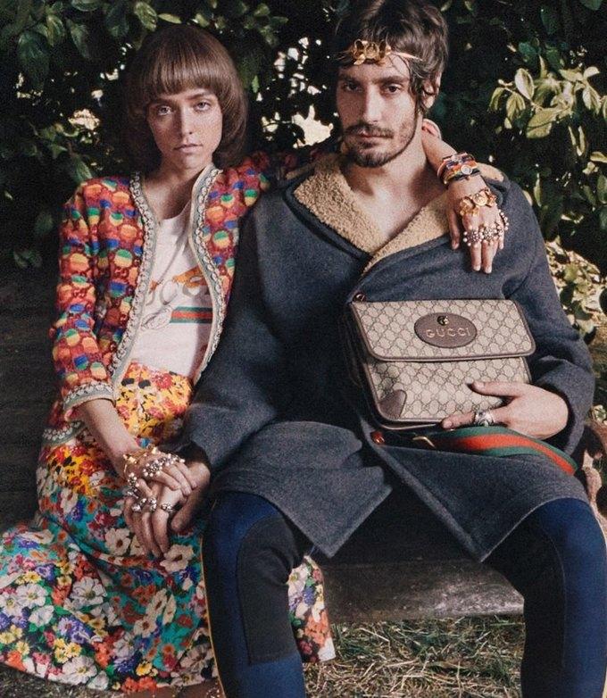 Gucci выпустили кампанию с моделями разных возрастов. Изображение № 17.