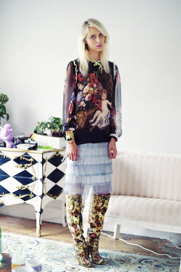 Гардероб: Тесс Йопп, лондонский стилист. Изображение № 10.