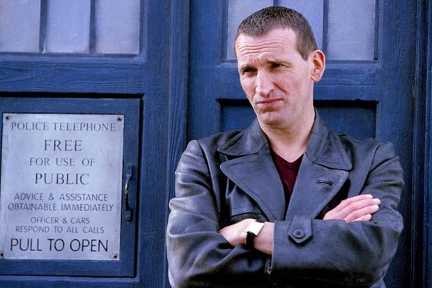 Девятый Доктор: Кристофер Экклстон. 2005. Изображение № 9.