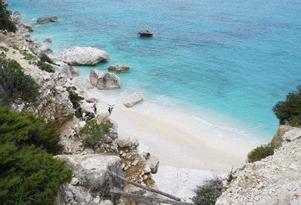Пляж Кала-Голоритце, Сардиния, Италия. Изображение № 4.