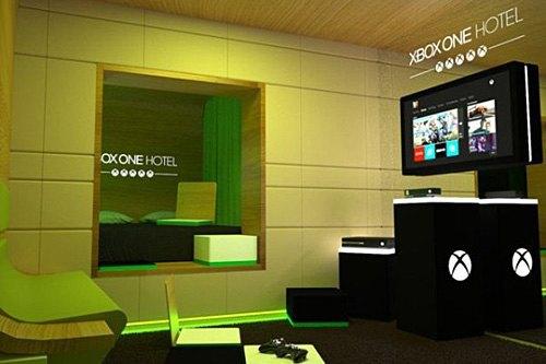 В Париже открывается отель Xbox One. Изображение № 1.