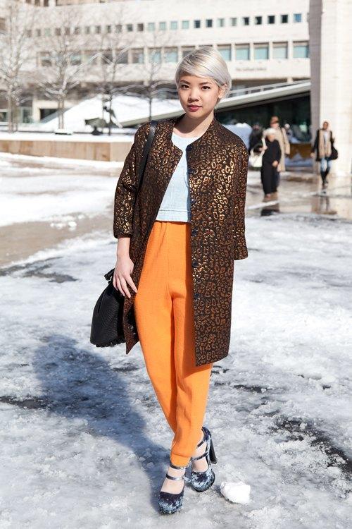 Неделя моды в Нью-Йорке,  часть I. Изображение № 33.