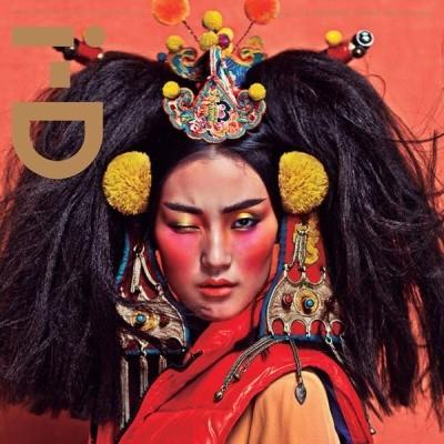 Новые лица: Лина Чжан, модель. Изображение № 7.