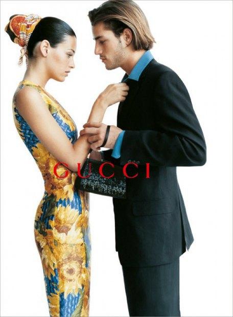Рекламная кампания Gucci весна-лето — 1995. Изображение № 6.