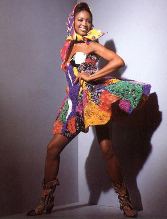 Atelier Versace SS 1992 . Изображение № 44.