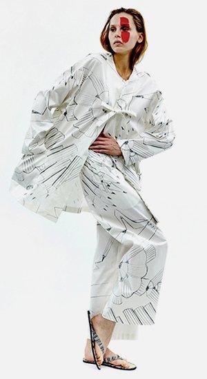Вещи из коллекции  White by Tatyana Parfenova SS14. Изображение № 3.