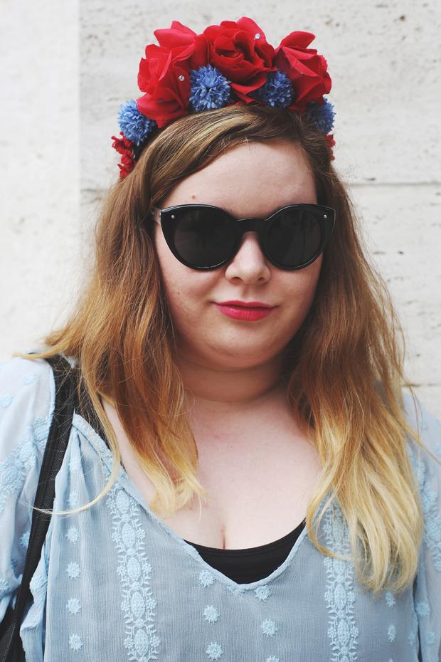 Других посмотреть и себя показать: Неделя моды в Нью-Йорке. Изображение № 10.