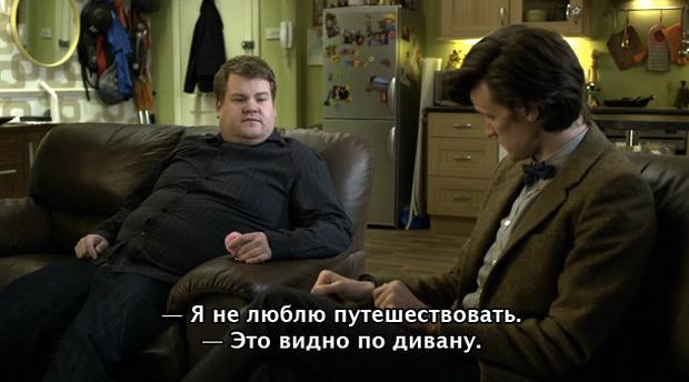 Гид по сериалу «Доктор Кто» и рекап последних шести сезонов в скриншотах. Изображение № 107.