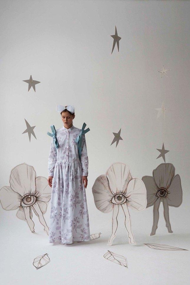 Леся Парамонова показала новую коллекцию. Изображение № 18.