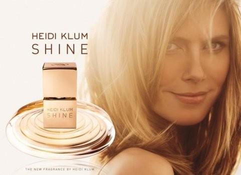 Рекламная кампания аромата Хайди Клум Shine. Изображение № 60.