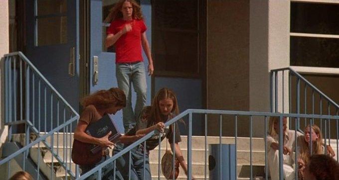 Что можно узнать о стиле 70-х из фильма «Под кайфом и в смятении». Изображение № 2.