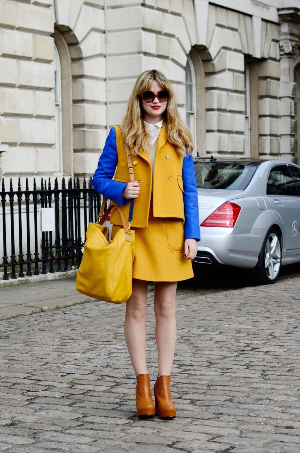 Неделя моды в Лондоне, часть I. Изображение № 7.
