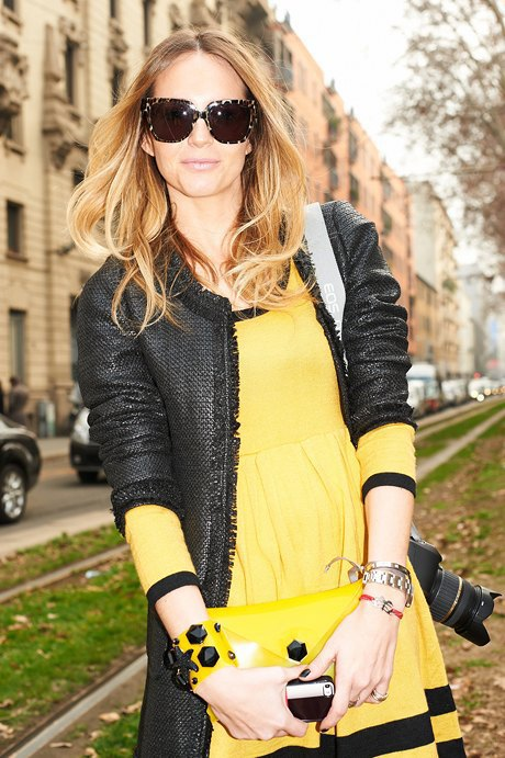 Стритстайл: Неделя моды в Милане,  часть II. Изображение № 30.