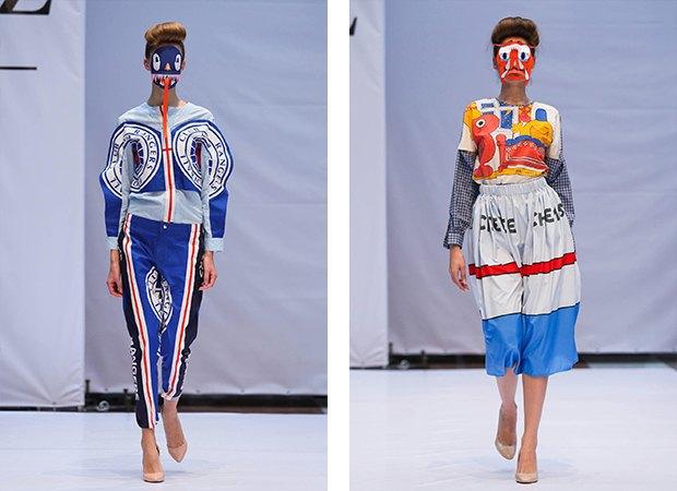 Kiev Fashion Days, часть II: Что показали украинские дизайнеры. Изображение № 9.