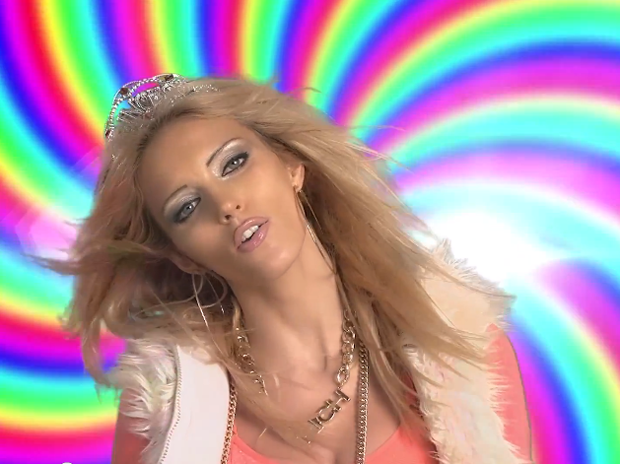 Аня Рубик в очень  странном клипе . Изображение № 2.