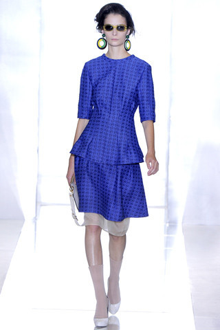 Milan Fashion Week: Показ Marni SS 2012. Изображение № 16.