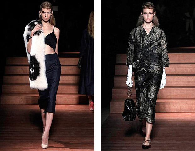 Парижская неделя моды: Показы Louis Vuitton, Miu Miu, Elie Saab. Изображение № 13.