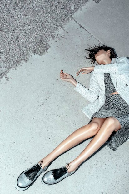 Марка AFOUR и магазин Nevalenki сделали ботинки с яичницей. Изображение № 5.