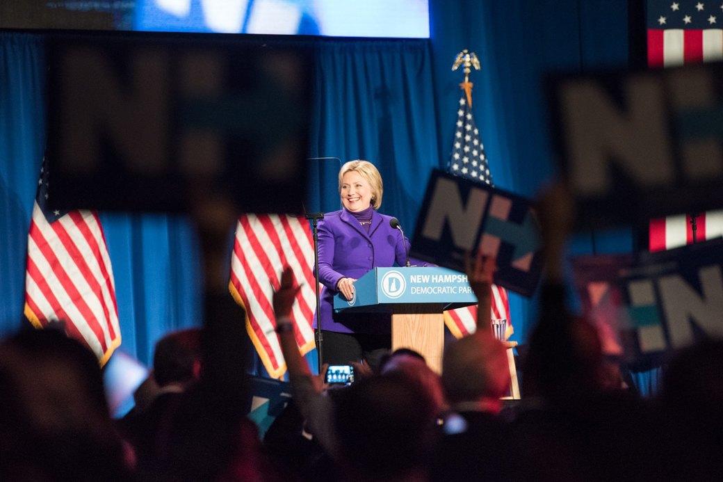 Хиллари Клинтон  и её уверенный путь  в большой политике. Изображение № 1.