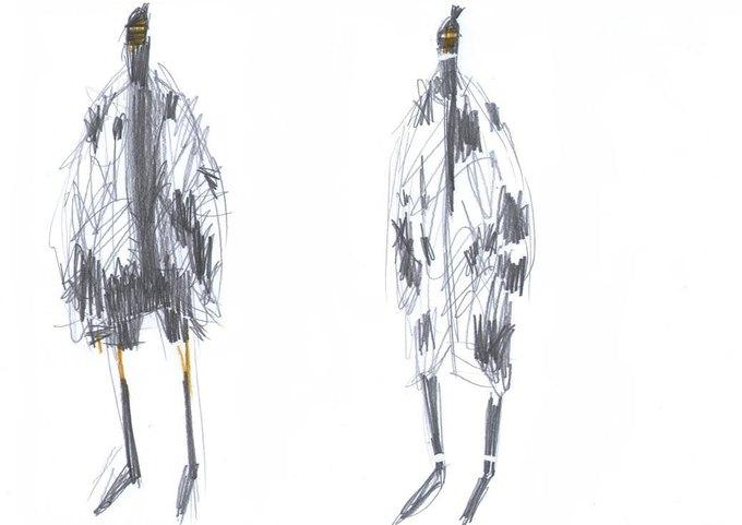Nina Donis показали мудборд и эскизы новой коллекции. Изображение № 2.