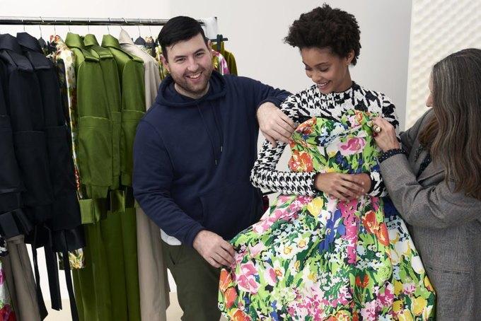 H&M выпустят коллекцию с выпускником Сент-Мартинс. Изображение № 8.