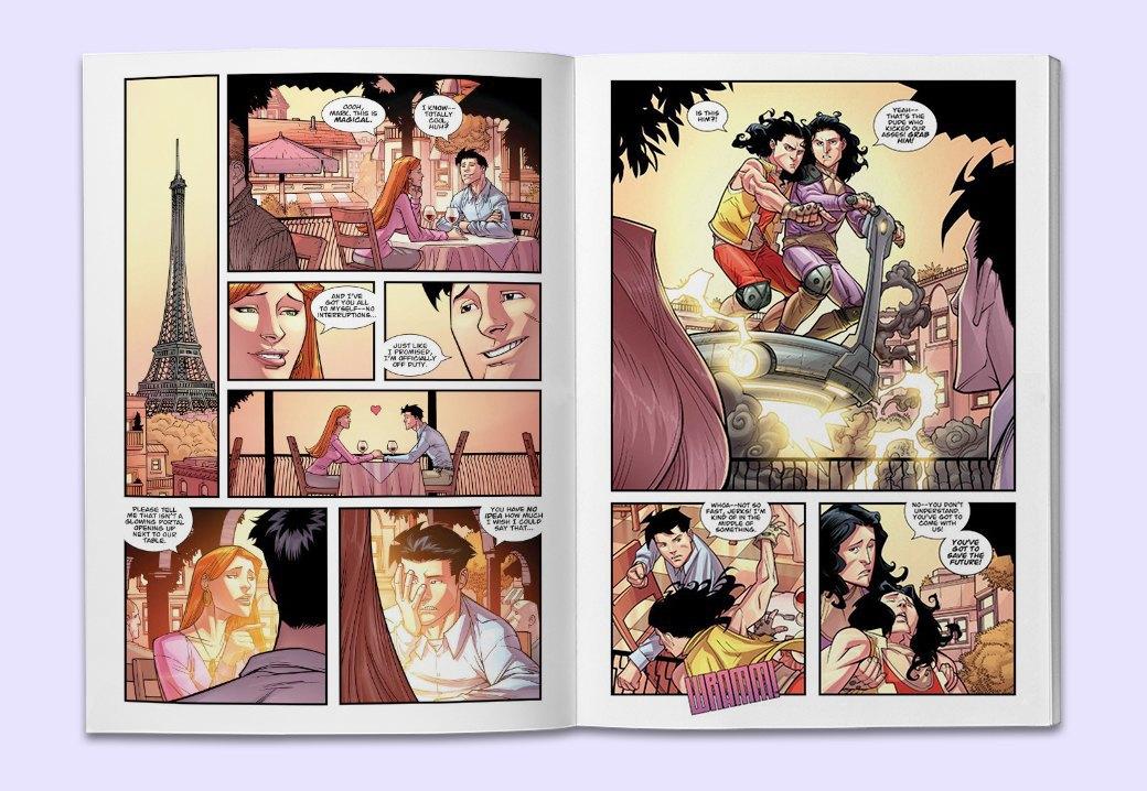 10 комиксов, по которым нужно срочно снять сериал. Изображение № 3.