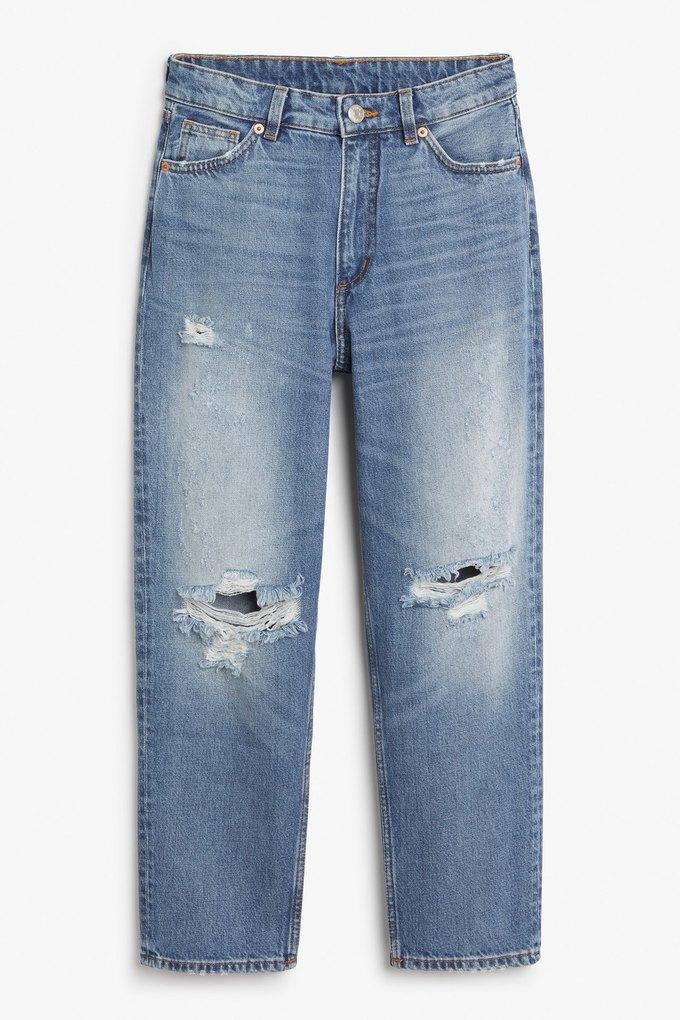 Сила денима: Monki показали лукбук новой коллекции «Just Jeans» . Изображение № 27.