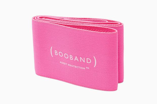 Лента Booband для поддержки груди на тренировках. Изображение № 3.