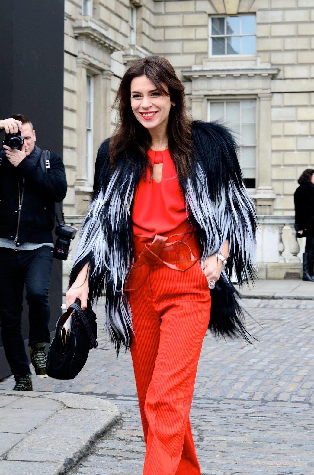 Неделя моды в Лондоне, часть I. Изображение № 1.