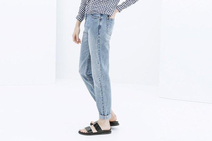 Почему скинни-джинсы вышли из моды. Изображение № 4.