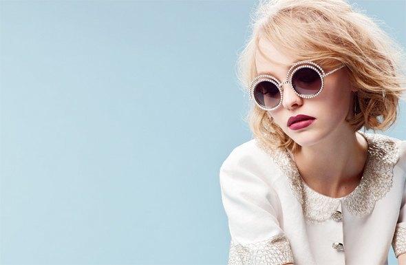 16-летняя дочь Джонни Деппа снялась в рекламе Chanel. Изображение № 2.