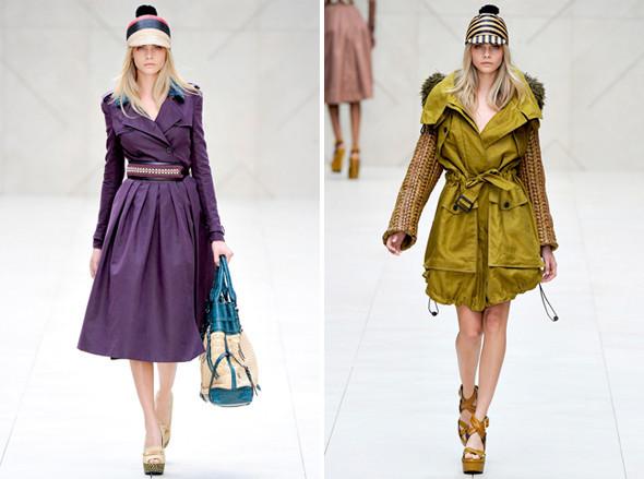 Показы на London Fashion Week SS 2012: День 4. Изображение № 8.