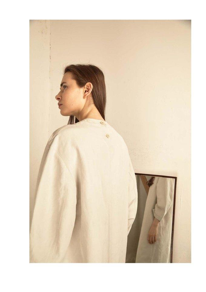 Новая коллекция Sergey Soroka вдохновлена мужским гардеробом. Изображение № 21.