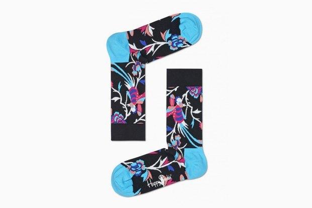Коллекция весёлых носков Айрис Апфель для Happy Socks. Изображение № 2.