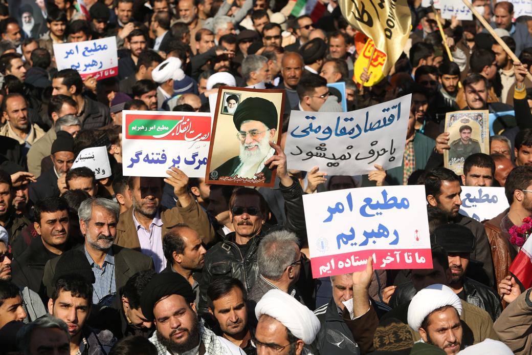 Чужая революция: Нужны ли женщинам протесты в Иране. Изображение № 3.