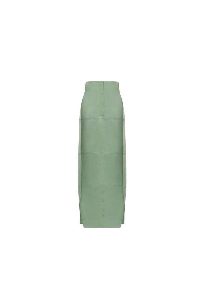 Топы-бронежилеты и квадратные плечи в новом лукбуке BEVZA. Изображение № 87.