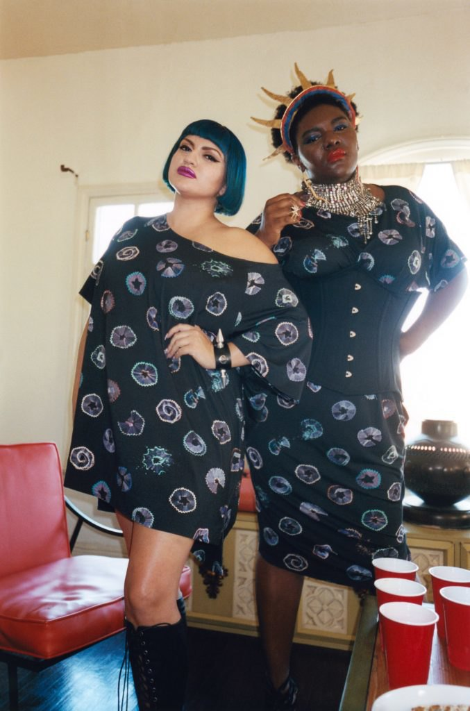 Бет Дитто представила новую коллекцию одежды плюс-сайз. Изображение № 9.