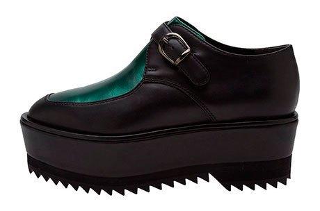 Бери повыше:  12 пар осенней обуви  на платформе. Изображение № 12.