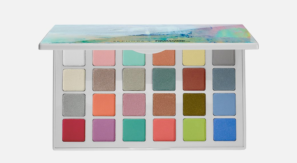 Коллекция Sephora, посвященная цветам года Pantone. Изображение № 1.