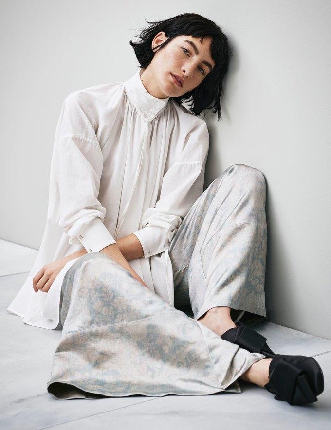 Новая коллекция H&M Conscious стала частью выставки об истории моды . Изображение № 7.